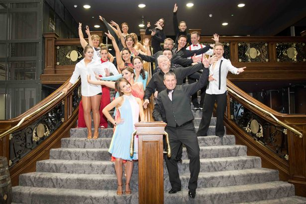 Strictly supporting Claire House